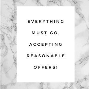 Make me an offer 🤍